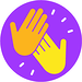circle-high-five